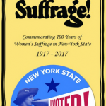 Women's Suffrage Exhibit at BU