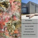 Alla Boldina Fragment(ation) of Memory