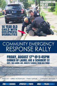 Community Emergency Response Rally